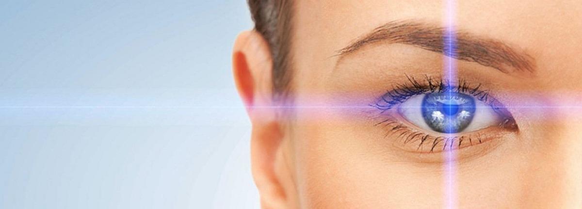 profesionalna laserska operacija oči